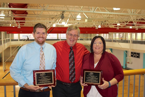 Rec-Well team members bring home prestigious awards