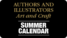 Authors and Illustrators 2016 Calendar Button