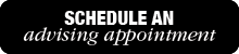 Schedule an Advising Appointment Web Graphic