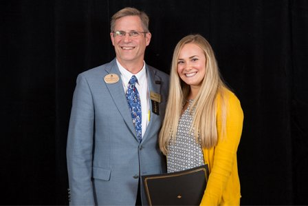 Coallier Scholarship Award Winner