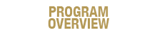 Program Overview Button