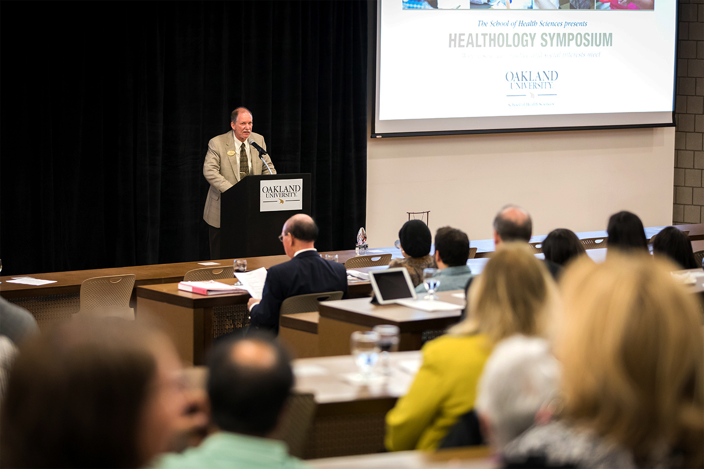 Oakland University to host 2018 Healthology Symposium