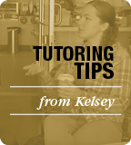 Tutoring Tips