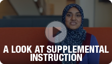 A look at supplemental instruction
