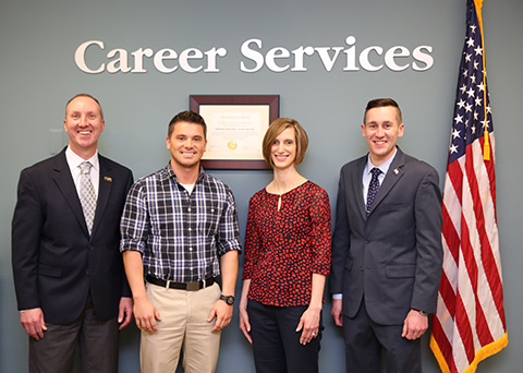 Veterans Services Career Services Group