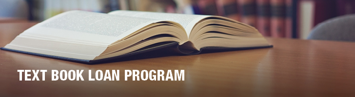 Text Book Loan Program