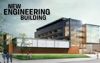 new engineering building