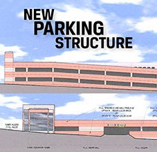 new parking structure