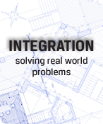 INTEGRATION - solving real world problems
