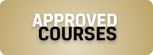 Approved general education courses
