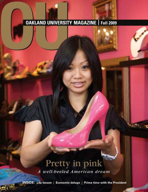 O U Magazine - Fall 2009 Edition Z Mag