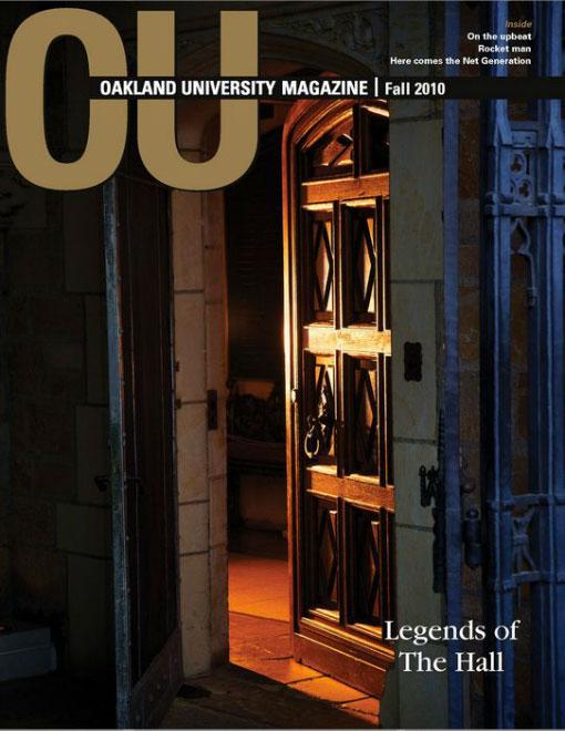 O U Magazine - Fall 2010 Edition Z Mag