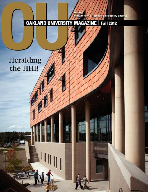 O U Magazine - Fall 2012 Edition Z Mag