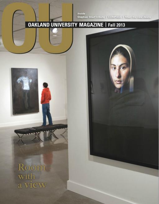 O U Magazine - Fall 2013 Edition Z Mag