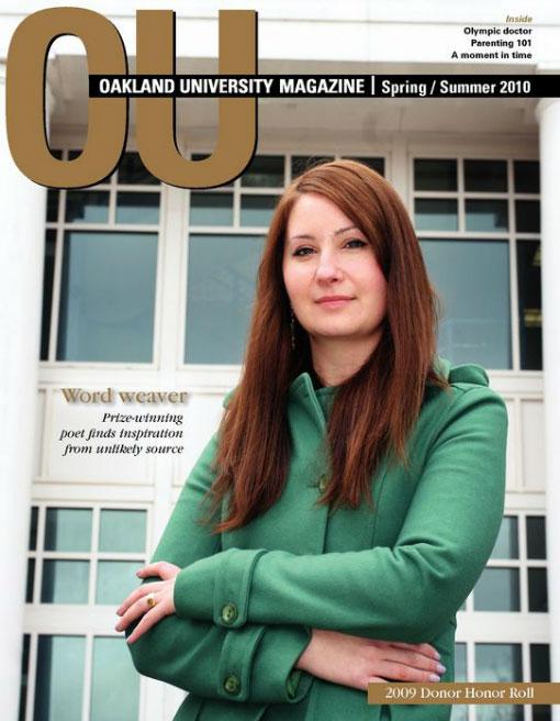 O U Magazine - Spring / Summer 2010 Edition Z Mag