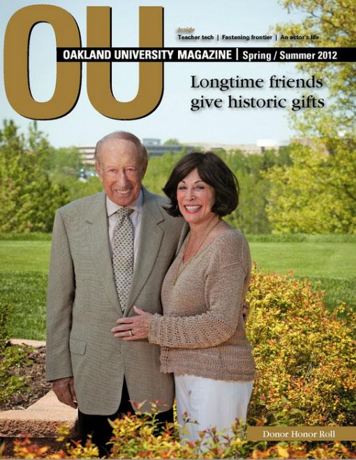 O U Magazine - Spring / Summer 2012 Edition Z Mag