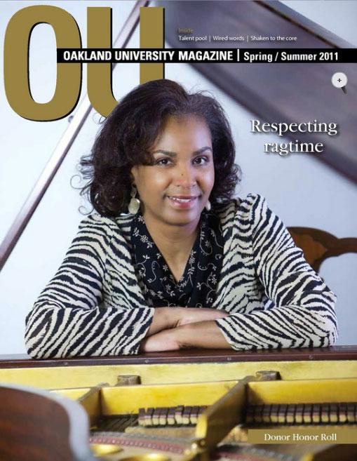 O U Magazine - Spring / Summer 2011 Edition Z Mag