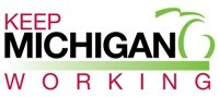 Michigan Works logo