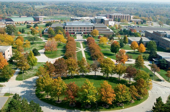 Oakland University Campus Map >> Policies and Regulations Homepage - Policies and ...